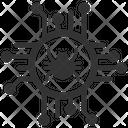 Quarantine Spyware Antivirus Icon