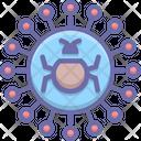 Quarantine Antivirus Firewall Icon