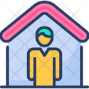 Quarantine Separation Isolation Icon