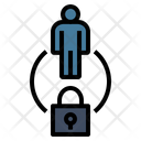 Quarantine Confine Inclosed Icon
