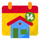 Work Worker Work From Home Icon