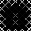Home Isolation Quarantine Icon