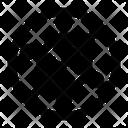 Quarantine Corona Virus Icon