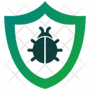 Quarantine Protection Shield Icon