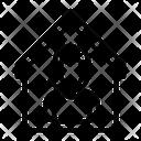 Quarantine Building Estate Icon