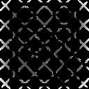 Quarantine Detain Virus Icon