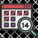 Quarantine Covid 19 Protection Icon