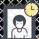 Quarantine Observation Perception Icon