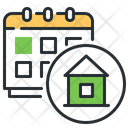 Quarantine After Traveling Icon