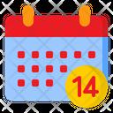 Quarantine Day Icon