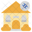 Quarantine Home Icon