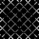 Quarantine Social Distancing Coronavirus Icon