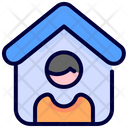 Quarantine Prevention Stay Icon