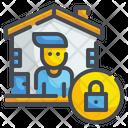 Quarantine House Quarantine Protect Icon