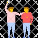 Quarreling Icon