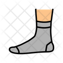 Quarter Sock Icon