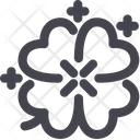 Quatrefoil Icon