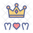 Crown Mother Mom Icon