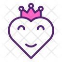 Princess Mother Crown Icon