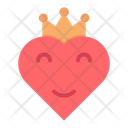 Princess Mothers Day Crown Icon