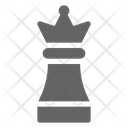 Chess Queen Piece Icon