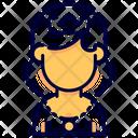 Queen Avatar Person Icon