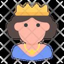 Queen Monarchy User Icon