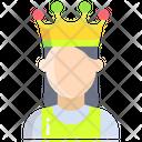 Awoman Queen Princess Icon