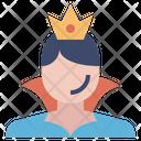 Queen Princess Empire Icon