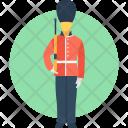 Queen Guard Security Icon