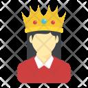 Queen Princess Royalty Icon
