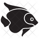 Angelfish Pet Underwater Icon