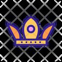 Crown Princess Contour Icon