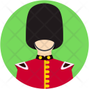 Queen Guard Security Icon