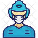 Queen Guard Security Occupation Icon