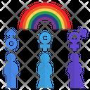 Queer Lgbtq Homosexual Icon