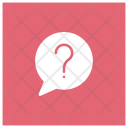 Query Message Query Bubble Icon