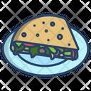 Quesadilla Tacos Tortilla Icon
