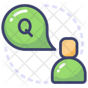 Quest Question Chat Icon