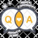 Feedback Question Answer Icon