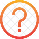 Question Query Help Icon