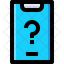 Question Help Mark Icon