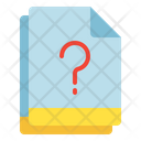 Multiple File Question Icon