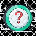 Question Confusion Interrogative Icon