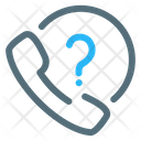 Question Ask Call Icon