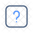 Question Mark Faq Icon