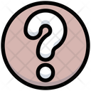 Business Financial Question Icon