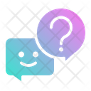 Question Chat Talk Icon