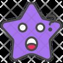 Question Emoticon Star Icon