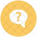 Question Mark Query Icon